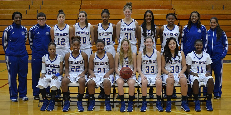 2013-14 Women's Basketball Roster - University of New Haven Athletics