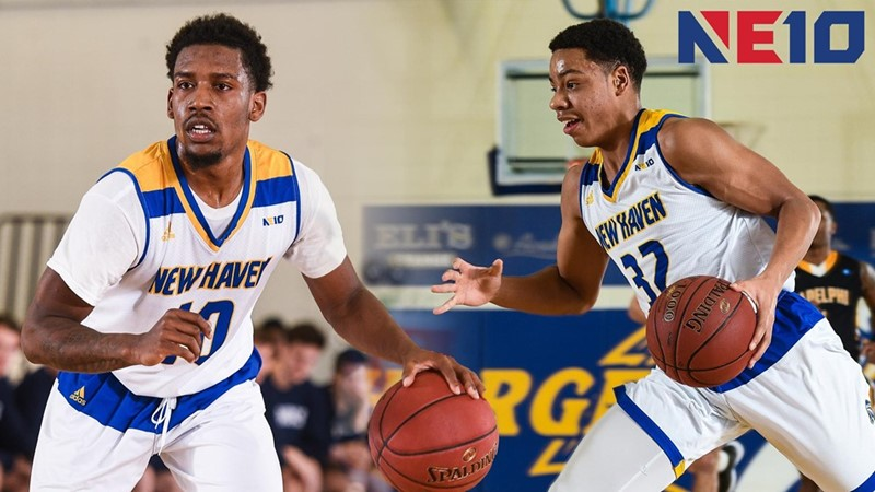 Upchurch, Rowland Score All-Conference Honors - New Haven