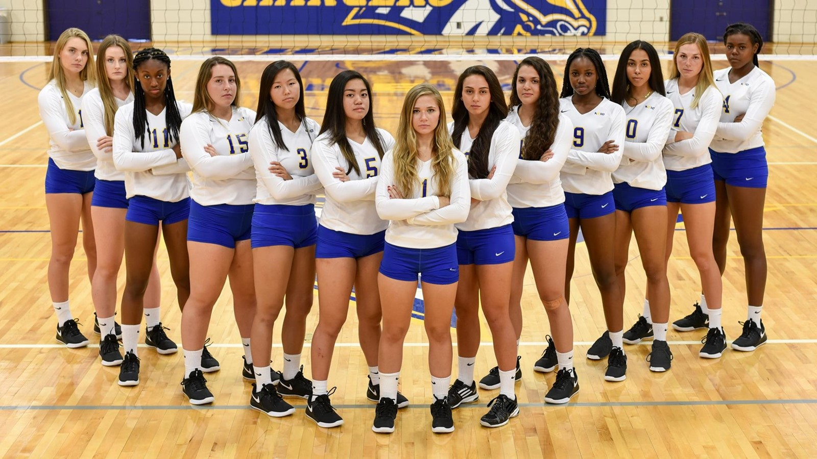 ddcf079709a 2018 Women s Volleyball Roster - University of New Haven Athletics
