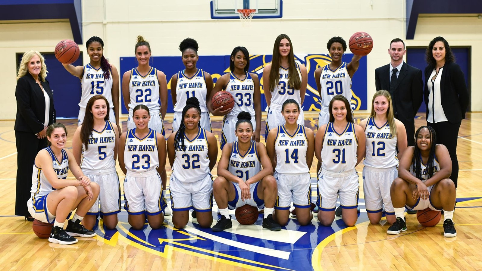 2018 19 Women S Basketball Roster University Of New Haven Athletics
