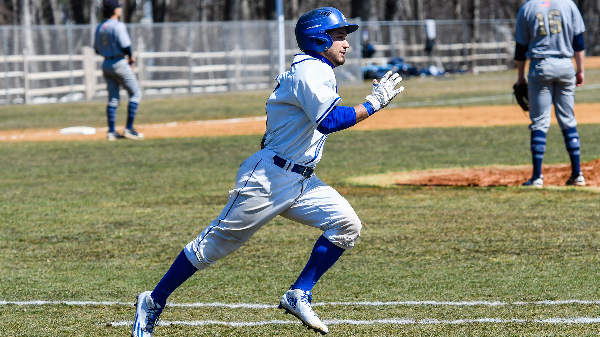 8dc78e804ac Baseball Heads across Town for Midweek Matchup at Southern Connecticut