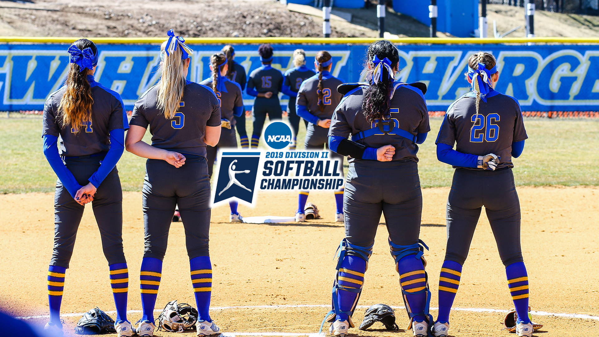 Softball Is Going Dancing Chargers Earn Seventh Seed In Upcoming